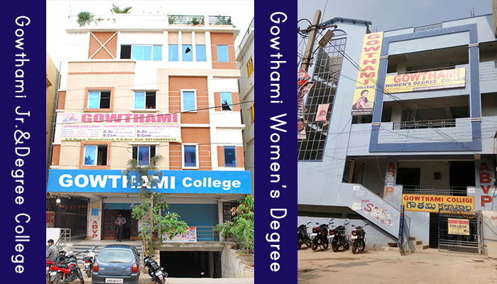 gowthami building
