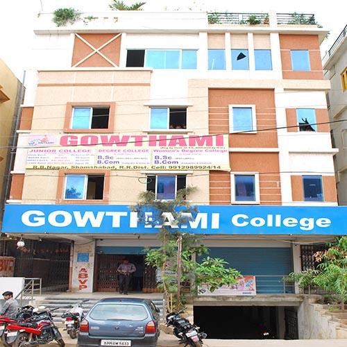 gowthami junior & degree college shamshabad